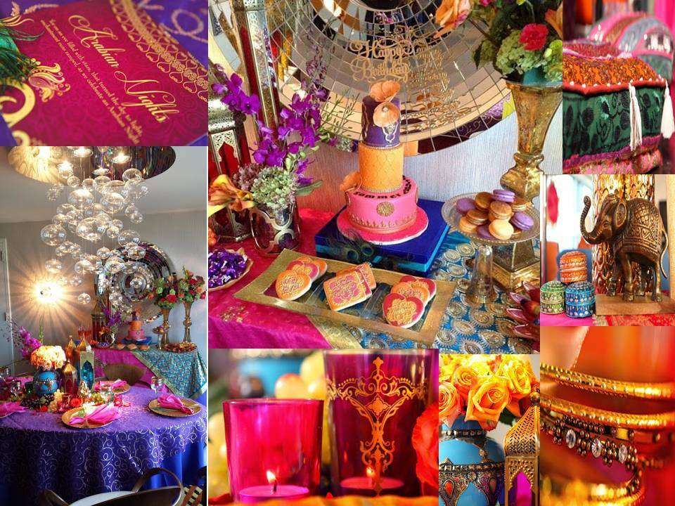 Decoracion arabe para cumplea os for Decoracion estilo arabe