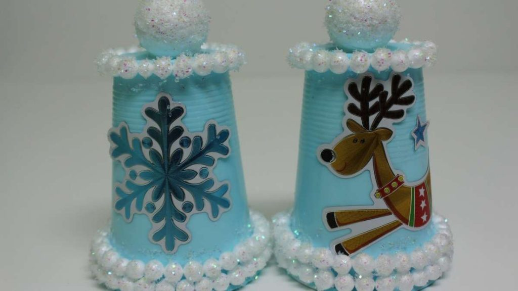 decoracion-navidena-con-vasos1