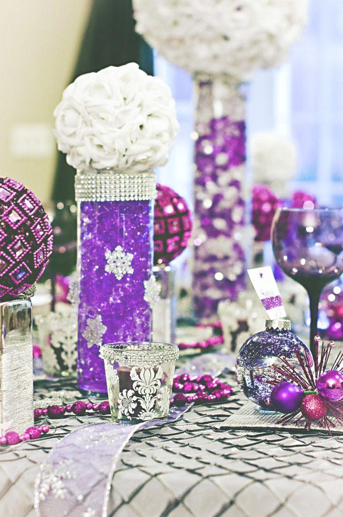 decoracion-navidena-plata-y-morado11